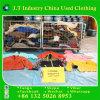 Dame-Umhüllungen-Großverkauf-Ballen-Winter verwendete Kleidung von China