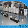 Vast onder het Systeem van het Toezicht van het Voertuig, IP 67 onder het Systeem van het Voertuig voor Luchthaven, Douane