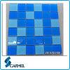 Dekoratives Leuchte-blaues Srystal Glass Mosaic für Swimming Pool
