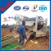 金の洗浄(50-100t/h)のための移動式Kdtj-50トロンメルスクリーン