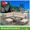 New PE Rattan Outdoor Furniture Sofa