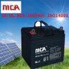 Солнечные перезаряжаемые солнечные батареи аккумуляторов солнечной силы батареи самонаводят
