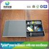 Caja de embalaje de papel portátil para las clases de productos de almacenamiento
