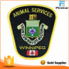 캐나다 동물성 서비스 싼 자수 패치