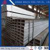 Rectangulaire de haute qualité Tuyau en acier galvanisé à chaud