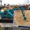 Mini excavatrice d'herbe électrique pour l'enfant