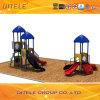Playground에 있는 옥외 Equipment Chindren Playhouse