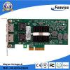 cartão de rede do usuário de 1000Mbps Rj45X2, controlador do gigabit de Intel 82576eb, cartão do LAN da rede do usuário da relação de barra-ônibus de PCI-E X4