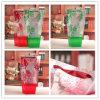 手持ち型のプラスチックPVC PPギフト袋の花屋の供給のための花のパッキング袋を包む花袋のギフト党花