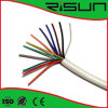 Unshield Security Alarm Cable Security Alarm Cable pour 2/4/6/8/10/20 Cores