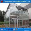 Keda a fait à modèle moderne la serre chaude en verre pour le jardin de cueillette