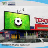 Alta luminosidade exterior Display digital LED P6 (RGB)