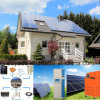 Солнечная система питания 1- 3Квт мощности для дома