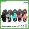 Chaussures confortables de yoga dames colorées de courroies de belles (RW28842)