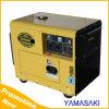 Silenzioso-Tipo generatore di monofase di Tc6000se del diesel
