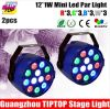 12 X 1W RGBW Mini LED PAR Light 12W