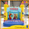 Beau château plein d'entrain gonflable d'intérieur pour le parc d'attractions (AQ561)