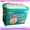 Soft jetable Breathable Sunny Baby Diapers avec Cheap Price