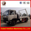 Sale/Garbage Truck ManufactureのためのDongfeng 6-8cbm Swing Arm Truck