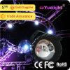 Barre simple d'éclairage LED de Lightbar de couleur d'intense luminosité de Yuelight DEL 3W