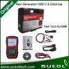 2016 Autel Autolink Au539b Obdii y herramienta eléctrica de la prueba con el metro avanzado Herramienta avanzada de la exploración del coche Al539