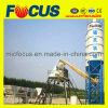 El equipo de construcción de concreto Hzs25 Planta de procesamiento por lotes para el puente de carretera Enginerring
