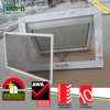 Screen를 가진 Sell 최신 Swing PVC Awning Window
