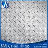 Tôles laminées à froid de 1.5mm d'épaisseur de la plaque à damier en acier inoxydable 304