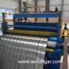 Máquina que raja de la bobina de placa de acero
