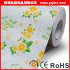 Colores directos de la fábrica diversos grabaron Wallcovering para el comercio