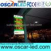 8  10  12  16  18  빨간 녹색 노란 백색 색깔 매우 호리호리한 옥외 LED 유가 표시