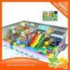Bunte kleine weiche Spielplatz-Innenfertigung für Verkauf