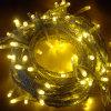 LED de exterior de estanqueidade de cola Decoração de Natal Luz de seqüência do LED