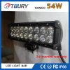precio de fábrica de la barra ligera de la luz LED de la lámpara del CREE 54W