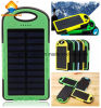cargador portable del teléfono móvil de la batería de la potencia del cargador solar 300000mAh