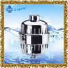 Filtre de douche universel à 3 étages Filtre de douche chromé KD à haute efficacité de sortie