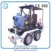 Uno mismo del motor diesel de 3 pulgadas que prepara la bomba de fuego centrífuga del agua