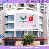 P25 Arc Haute Luminosité affichage LED de la publicité de plein air incurvée Billboard