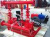 Pomp de Met motor van de Brand van de CentrifugaalPomp van de diesel Pomp van de Hoge druk