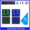 Módulo ao ar livre do indicador de diodo emissor de luz de P10-1r