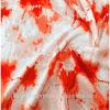 Impressão de algodão Beachshorts florais tecidos stretch