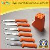 Оптовый установленный нож кухни нержавеющей стали 7PCS ножей (RYST0129C)