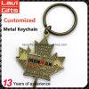 Preiswertes leistungsfähiges kundenspezifisches Metall Kanada Keychain