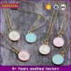 Изготовленный на заказ выгравированные ювелирные изделия способа высокого качества помечают буквами ожерелье