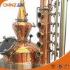 Equipo de la destilación del precio 1000L Copper Alambic De Alcohol Ethanol