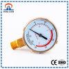 Anti-Vibration高精度のプラスチックケースの圧力計