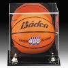 Caja de presentación de acrílico del mismo tamaño del balón del baloncesto/de fútbol de la protección ULTRAVIOLETA