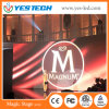 Pantalla de visualización publicitaria electrónica al aire libre de LED IP65