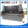 Hydraulische verbiegende Maschine Wc67y-250t/6000 E21