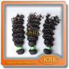 4A Grade Double LayerブラジルのVirgin Remy Human Hair